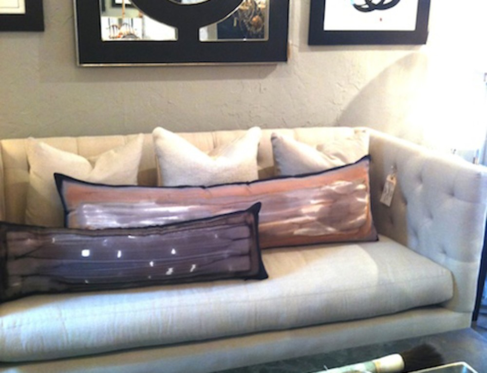 Sample Narrow Pillows for Couch or Bed (12 x 36 and 15 x 60)