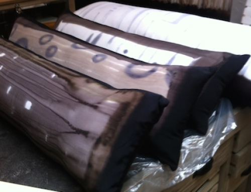 Sample Narrow Pillows for Couch or Bed (12 x 36 and 15 x 60) #2
