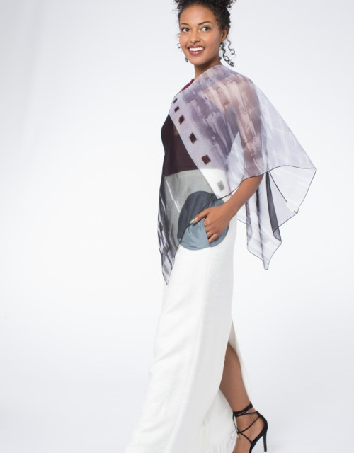 Whisper Ponchos and Tops